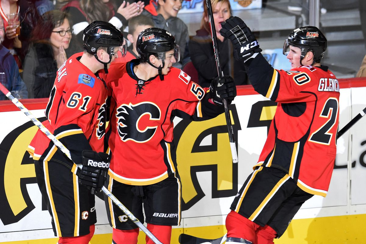 Oh say can you see the glory that is Johnny Hockey?