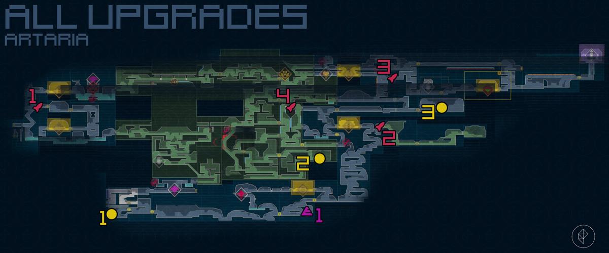 Every Artaria upgrade – Metroid Dread guide