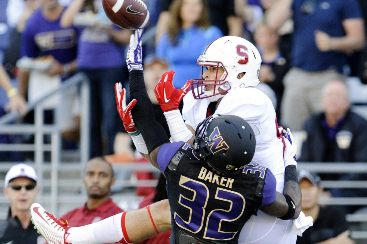 Sophomore Budda Baker stars for UW as a linebacker and a running back. Sound familiar?