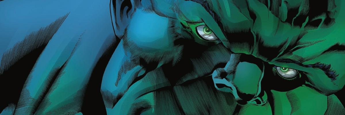From The Immortal Hulk #1, Marvel Comics (2018).