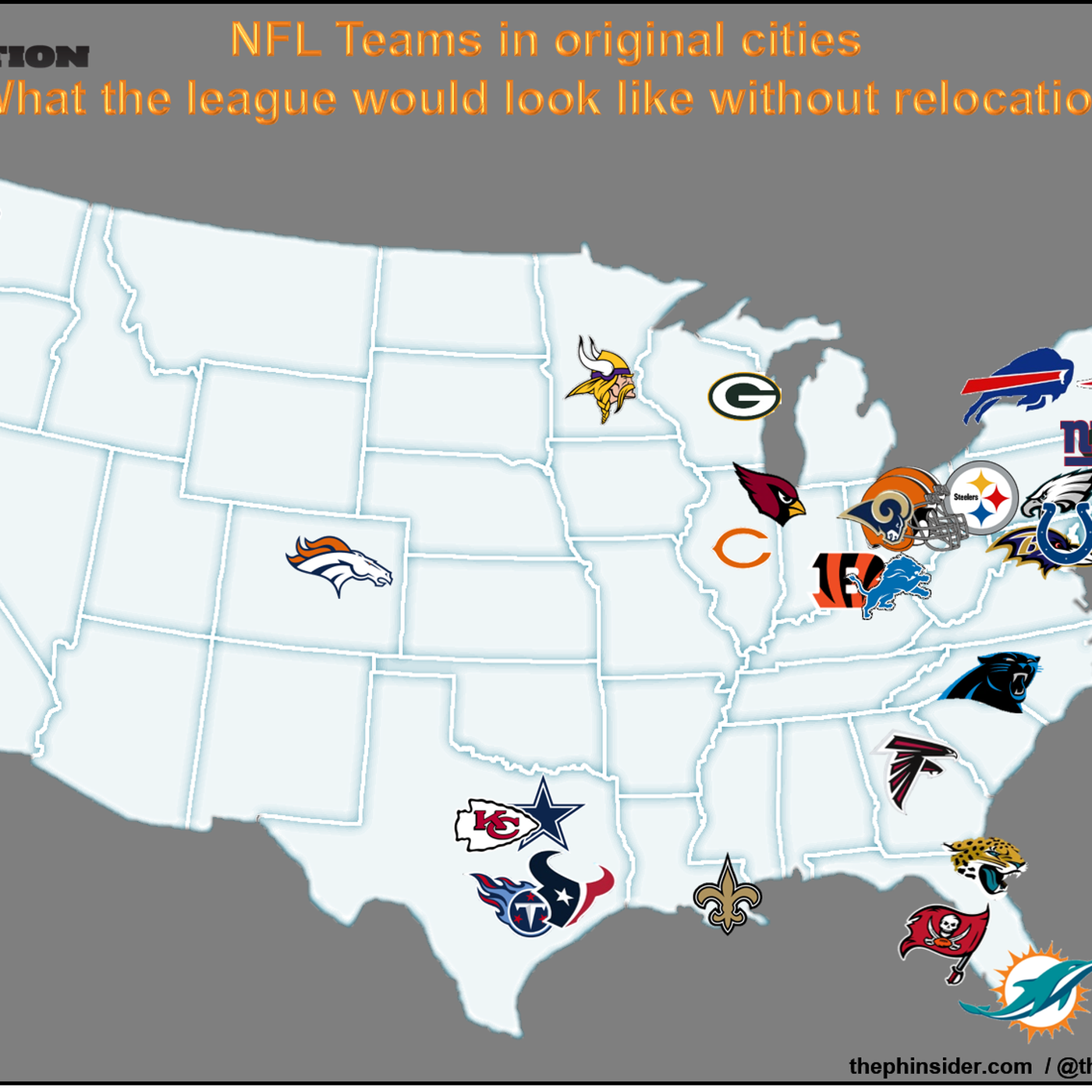 nfl relocation san diego move to la brings up idea of no teams ever moving the phinsider