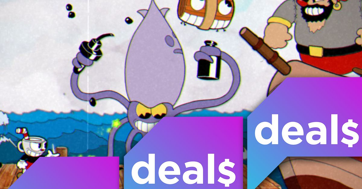 Indie games sale, a Nintendo Switch discount and more gaming deals