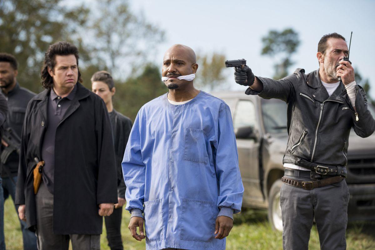 kickass the walking dead season 6