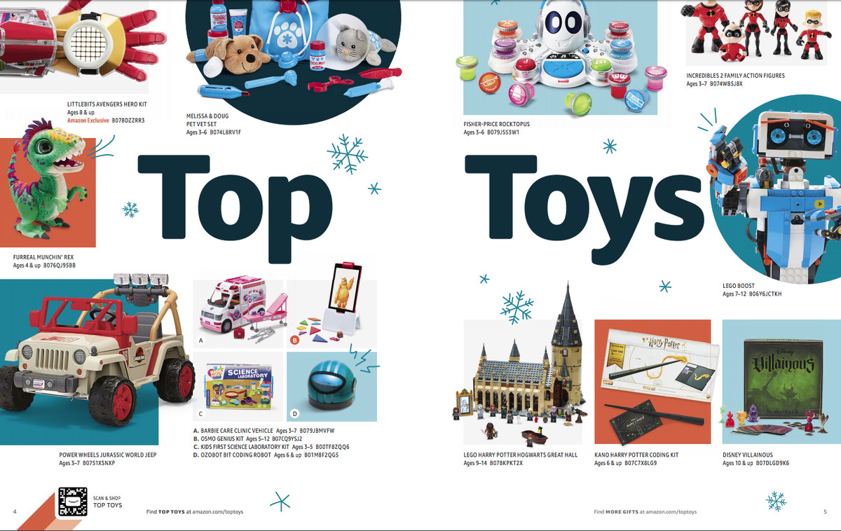 Toys For Holiday : Toy catalouges wow