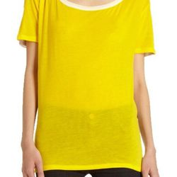 """<a href=""""http://www.barneyswarehouse.com/on/demandware.store/Sites-BNYWS-Site/default/Product-Show?pid=501845496&cgid=womens&index=4"""">LOOMSTATE Nami Top</a>, was $165 now $42"""