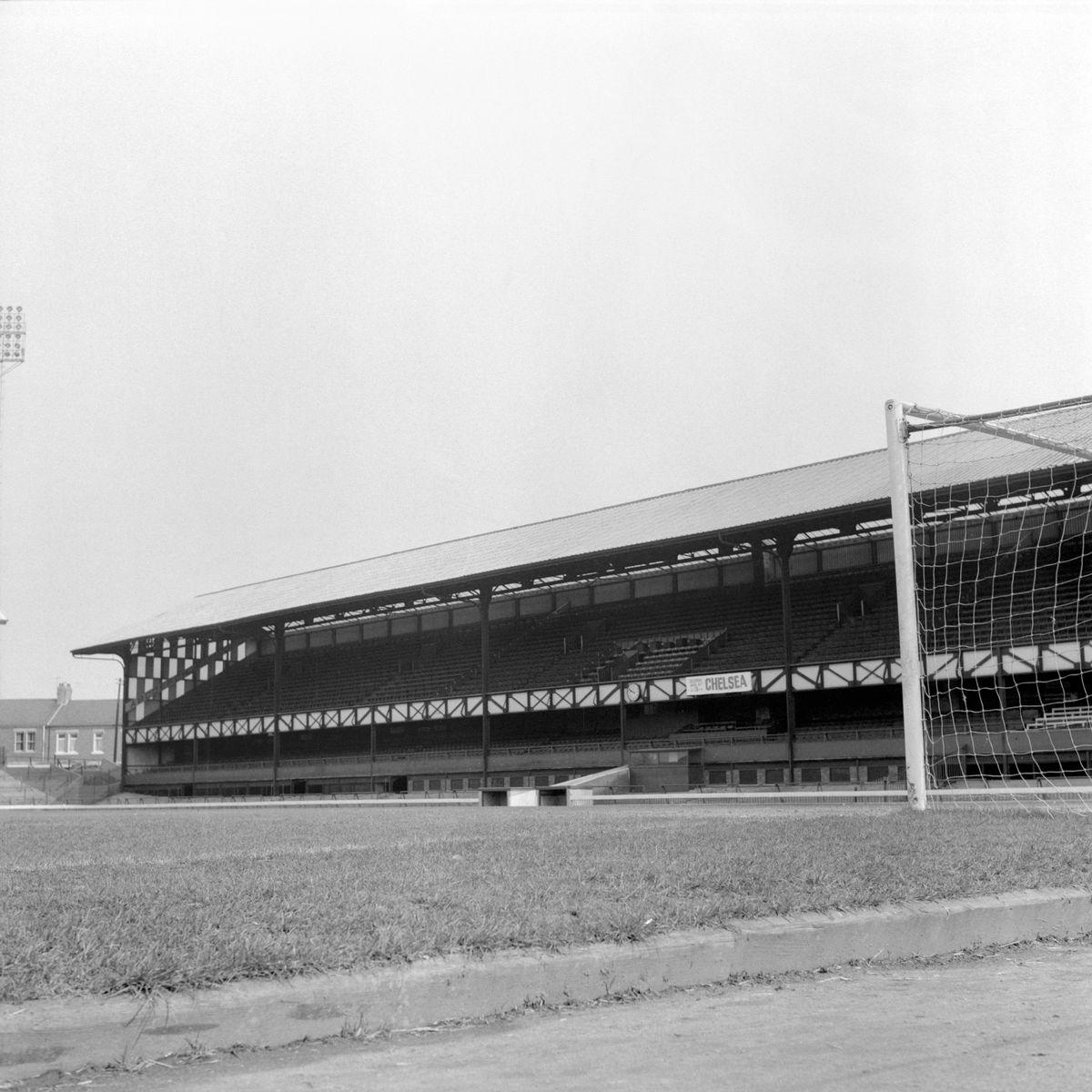 Soccer - Roker Park Stadium - Sunderland