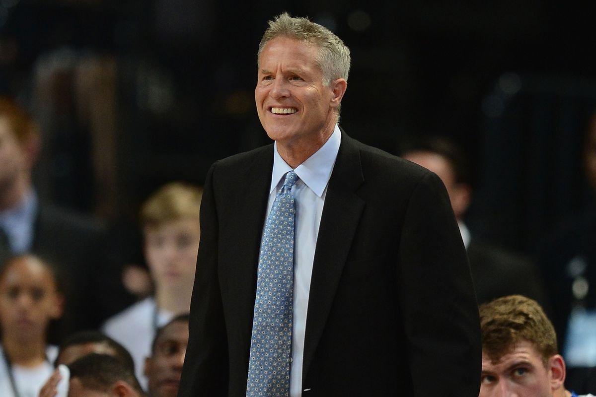 The happiest coach with a 20-game losing streak in the NBA.