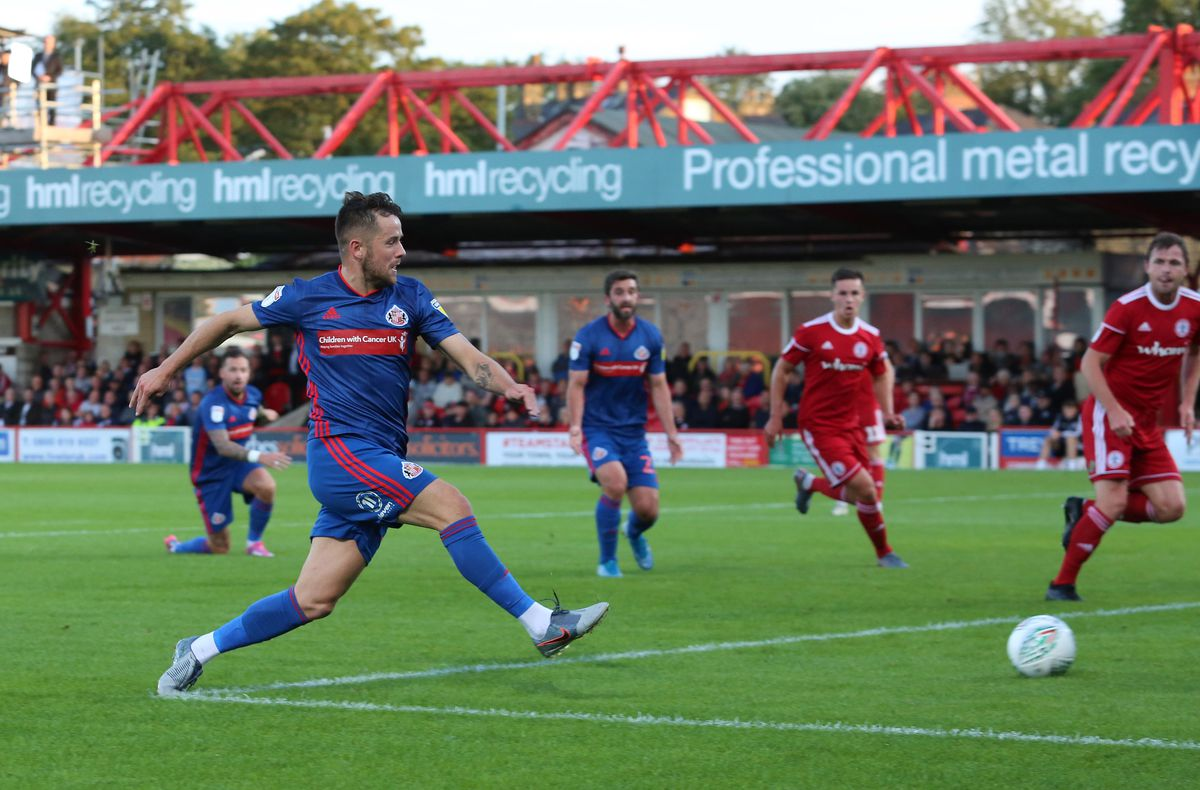Accrington Stanley v Sunderland AFC - Carabao Cup First Round