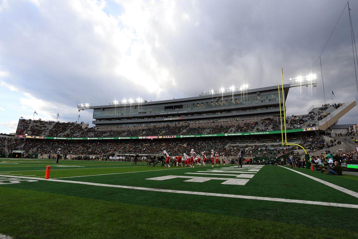 NCAA Football: New Mexico at Colorado State