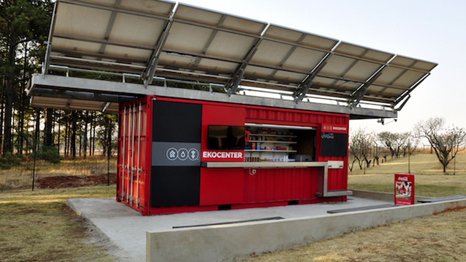 Coke Launches Its Own Shops To Deliver Food Water And Wi