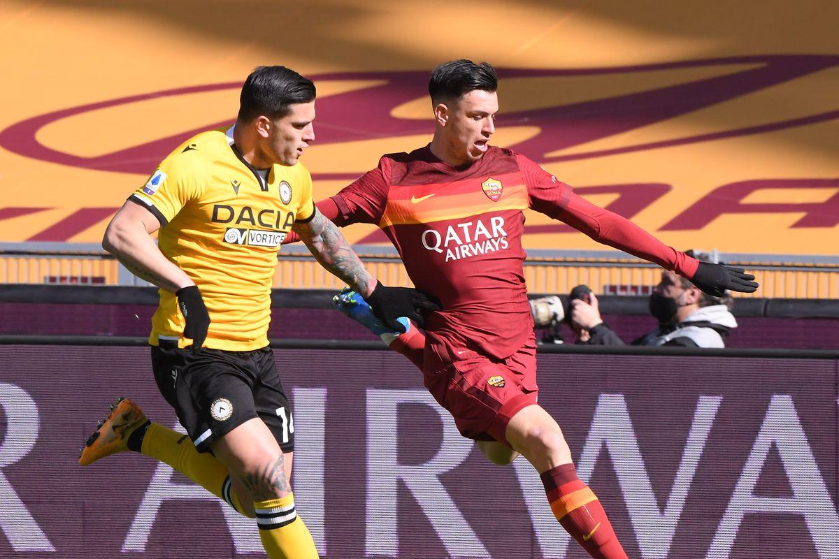 ITALY-ROME-FOOTBALL-SERIE A-ROMA VS UDINESE