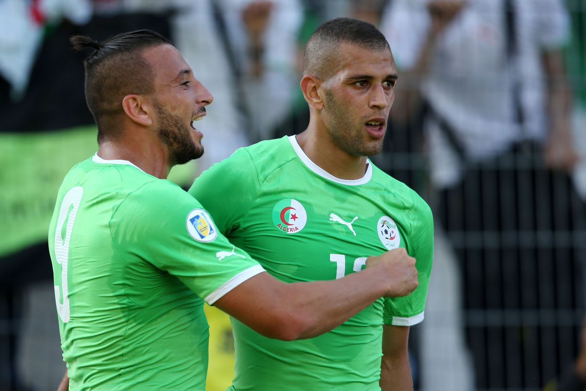 Algeria has awesome kits
