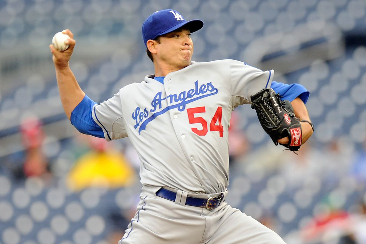 As expected, Javy Guerra opens spring training as the Dodgers closer.