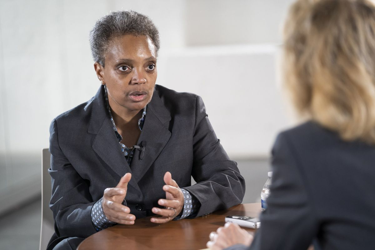 Lightfoot 'impressed' with CPS' Jackson