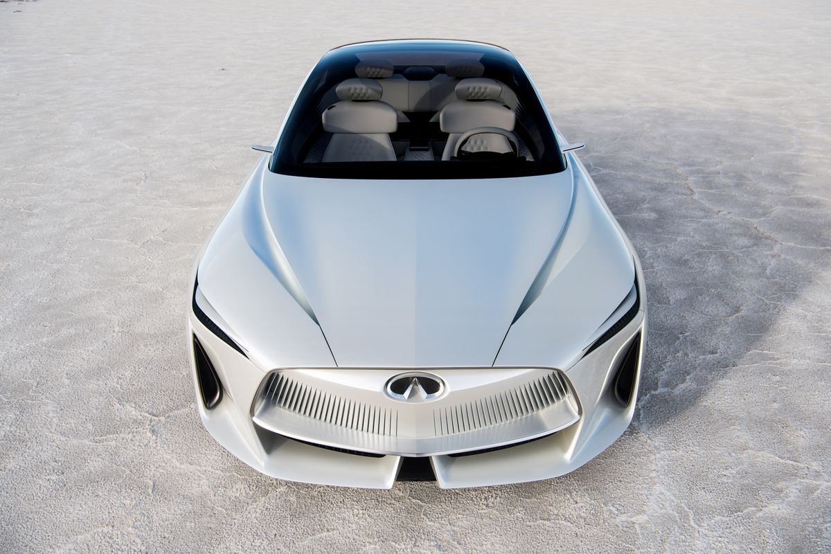 Infiniti Q Inspiration Concept is a sign of handsome things to come