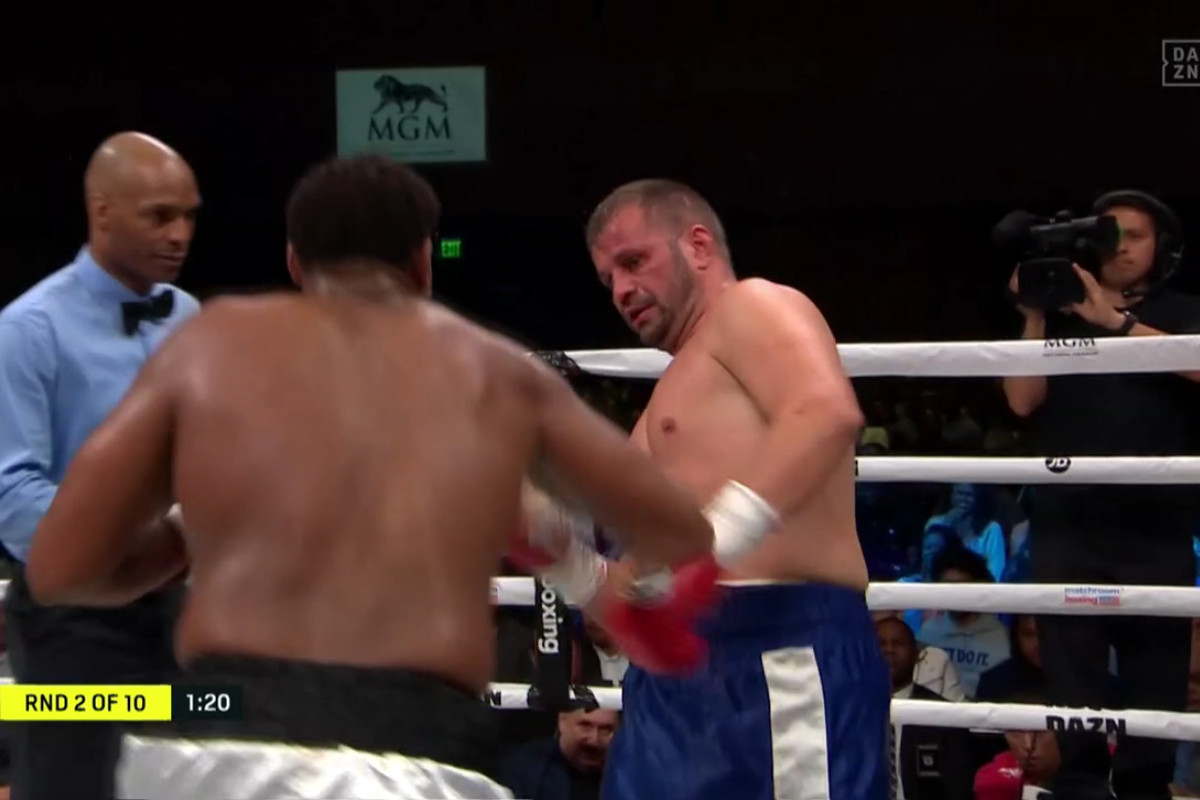 Video: Former UFC fighter Fabio Maldonado knocked out in boxing mismatch