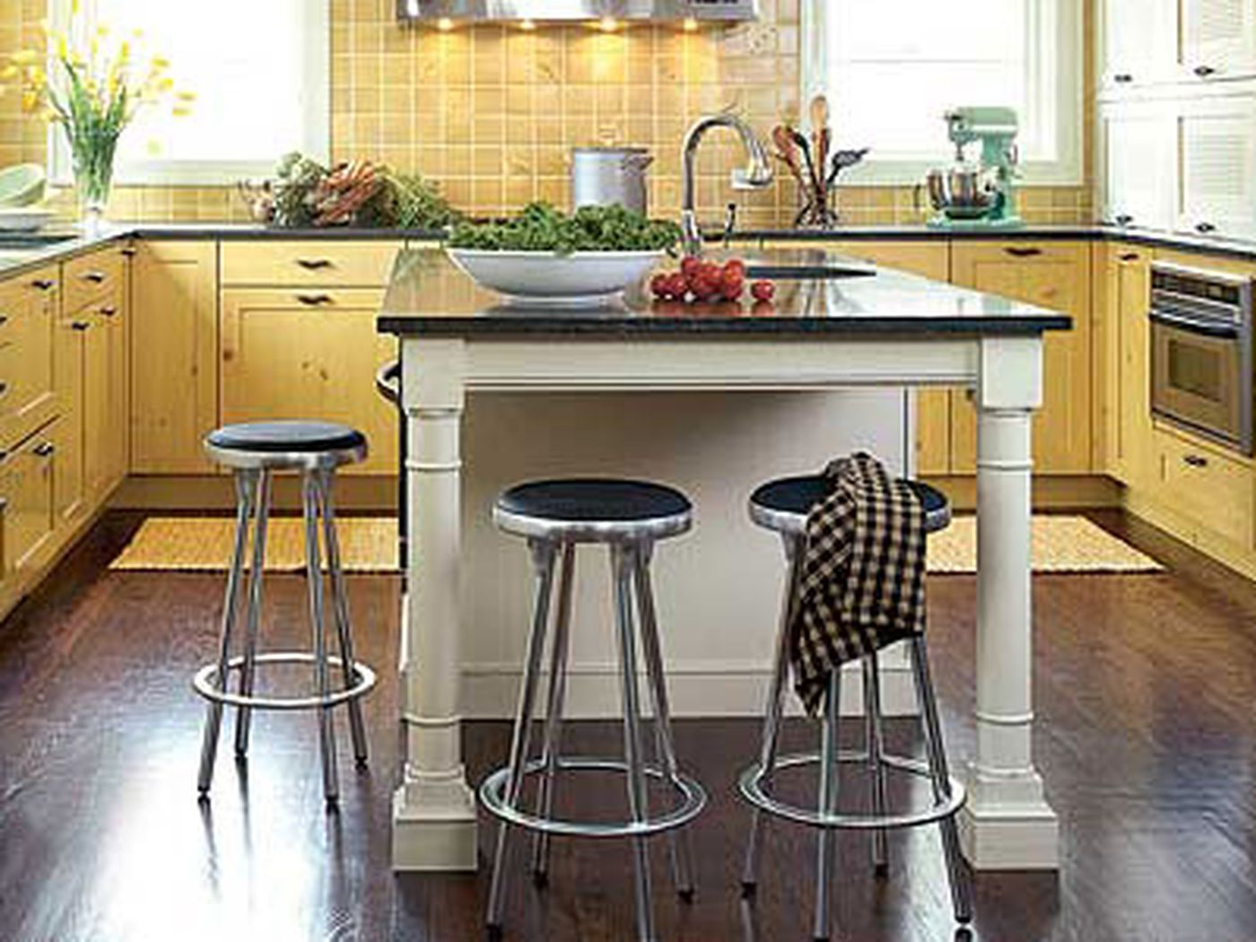 Kitchen Island Design Ideas This Old House