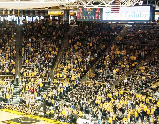 What Would It Take For Carver Hawkeye Arena To Sell Out Completely
