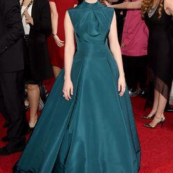 Felicity Jones in Dior.