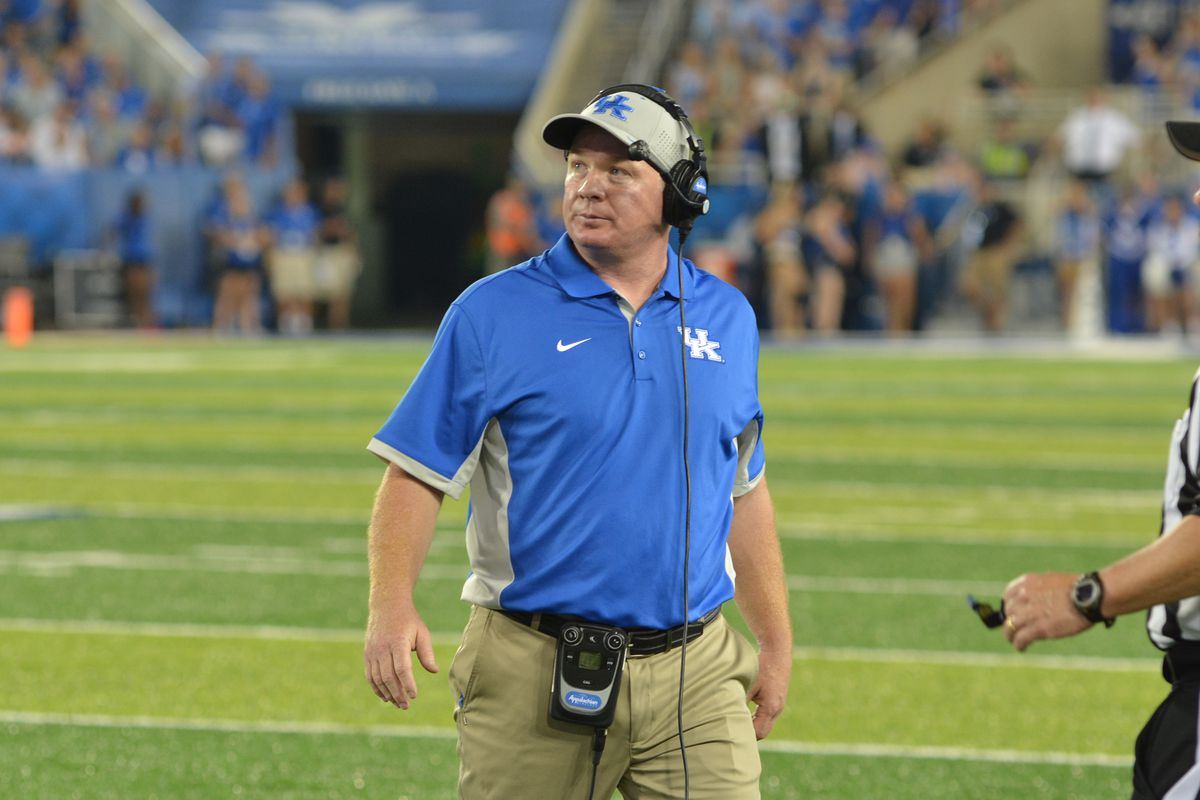 Mark Stoops and Wildcats recap win over Eastern Michigan - A