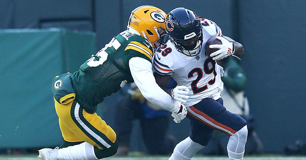 Chicago Bears vs. Green Bay Packers score updates, highlights 2019 - Chicago Sun-Times