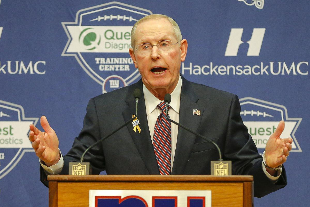 NFL: New York Giants-Press Conference