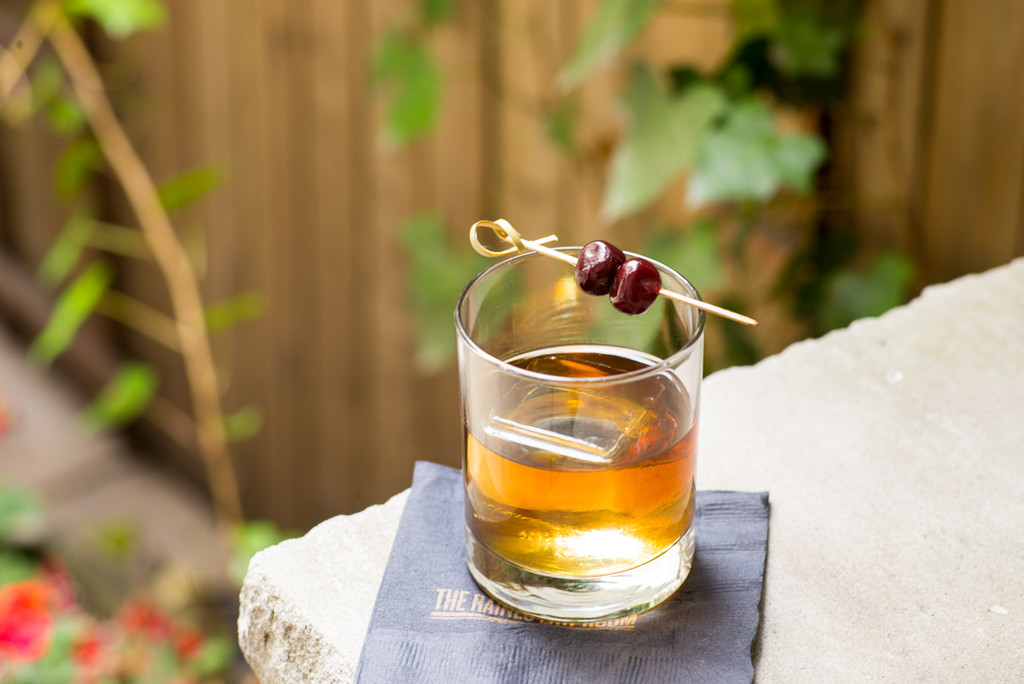 Old fashioned. [Photo: Nick Solares]