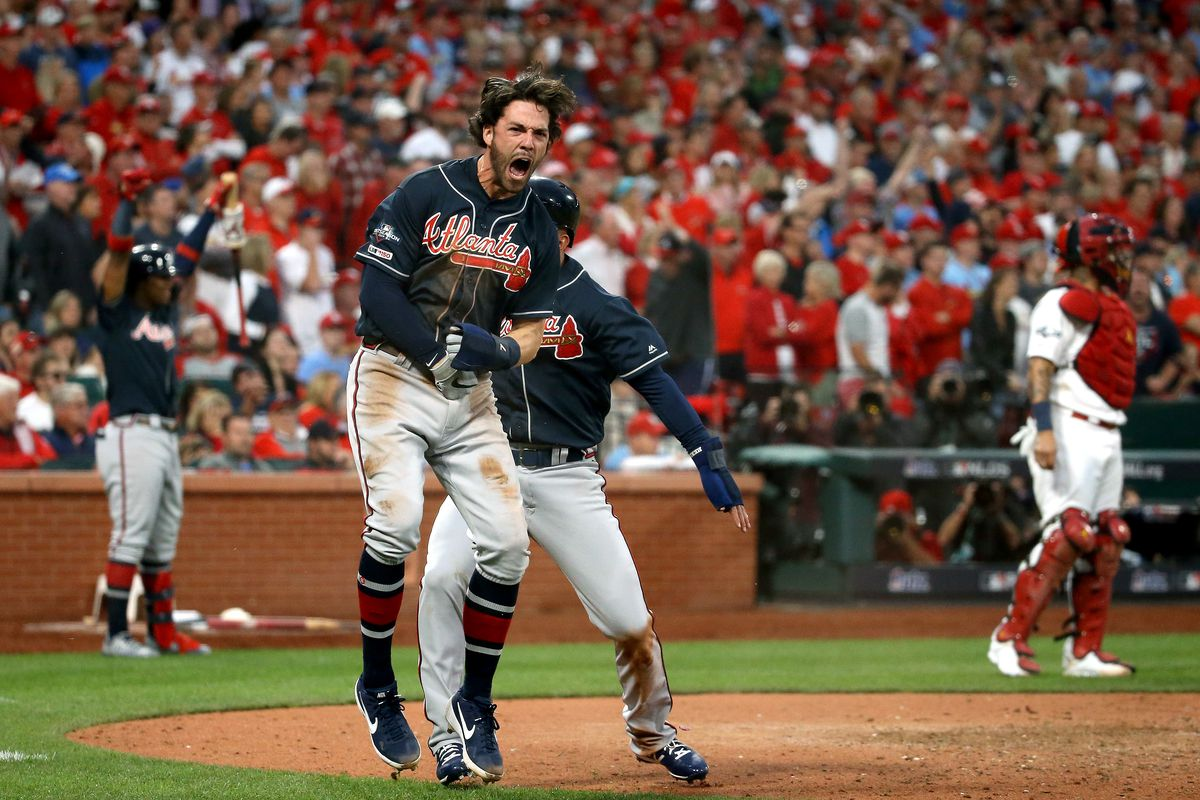 N&N: All four Division Series could be clinched on Monday