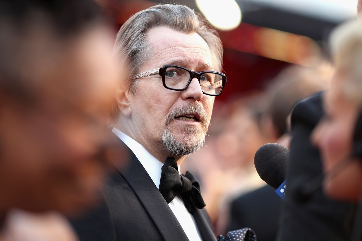 Oscars 2018 Best Actor Gary Oldman S Domestic Violence