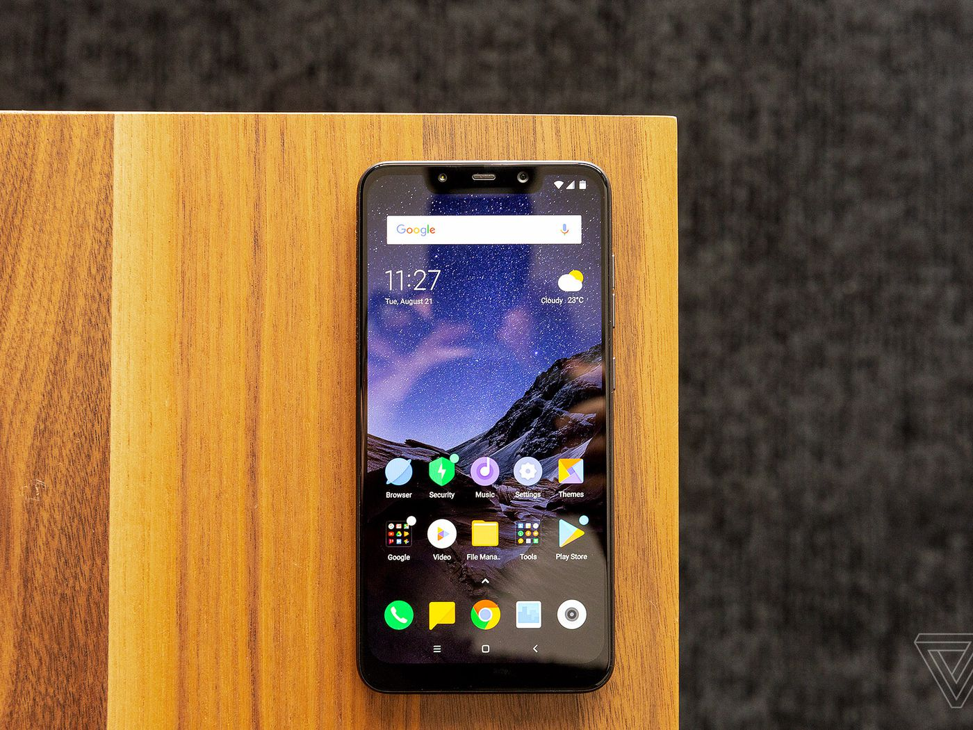 Xiaomi's new Pocophone F1 undercuts rivals with a low price