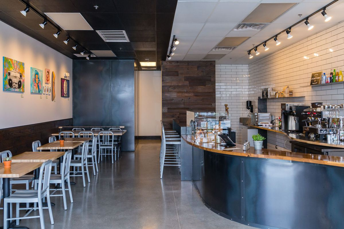Get Your Stumptown Coffee Fix At The New Coffee Hunter Eater Vegas