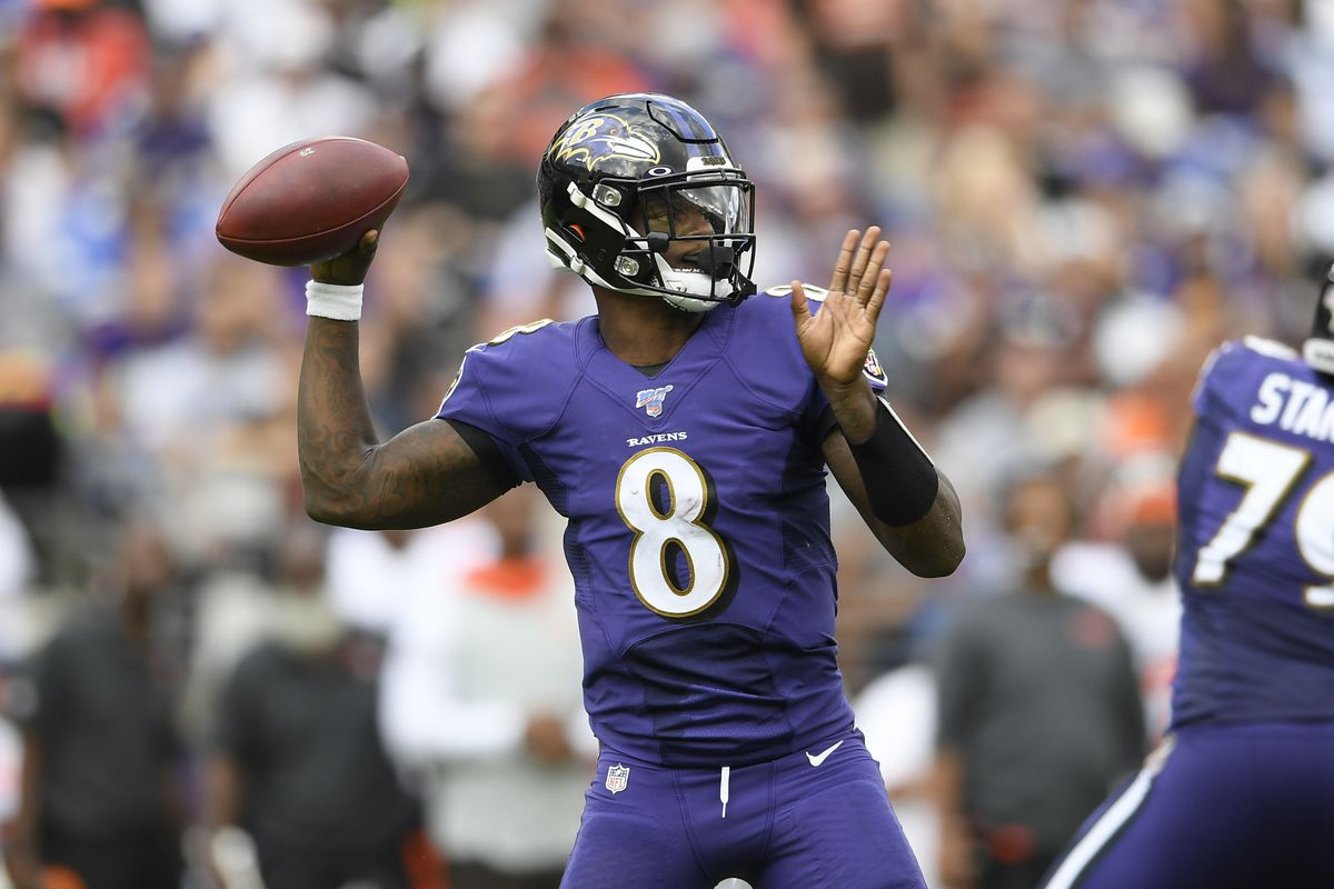 Ravens quarterback Lamar Jackson will be on the cover of the Madden 2021 video game.