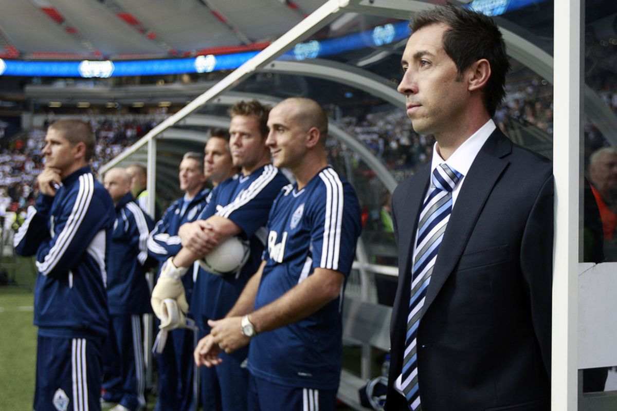 Surely not even Martin Rennie can turn the Whitecaps into a team that gets road wins this quickly.