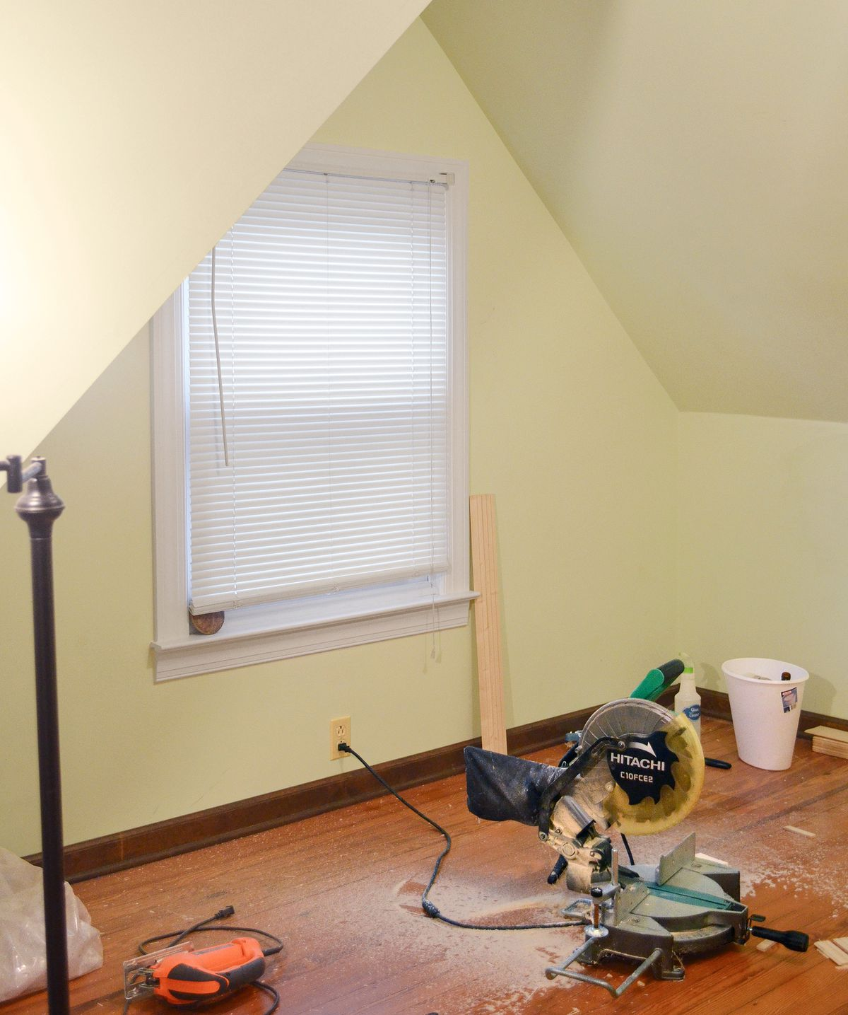 <p><strong>Before: </strong>The homeowner's son left for college shortly after move-in day, so his dormer bedroom sat nearly empty for months.</p>