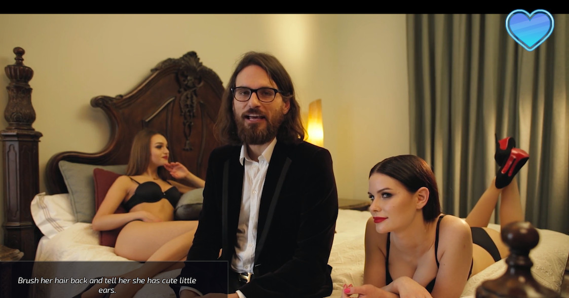 Super Seducer Is The Last Game We Need In The Metoo Era