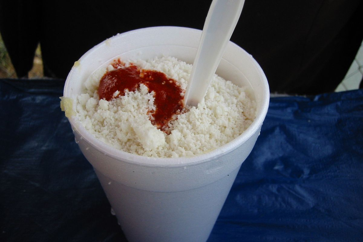 No one can resist elotes