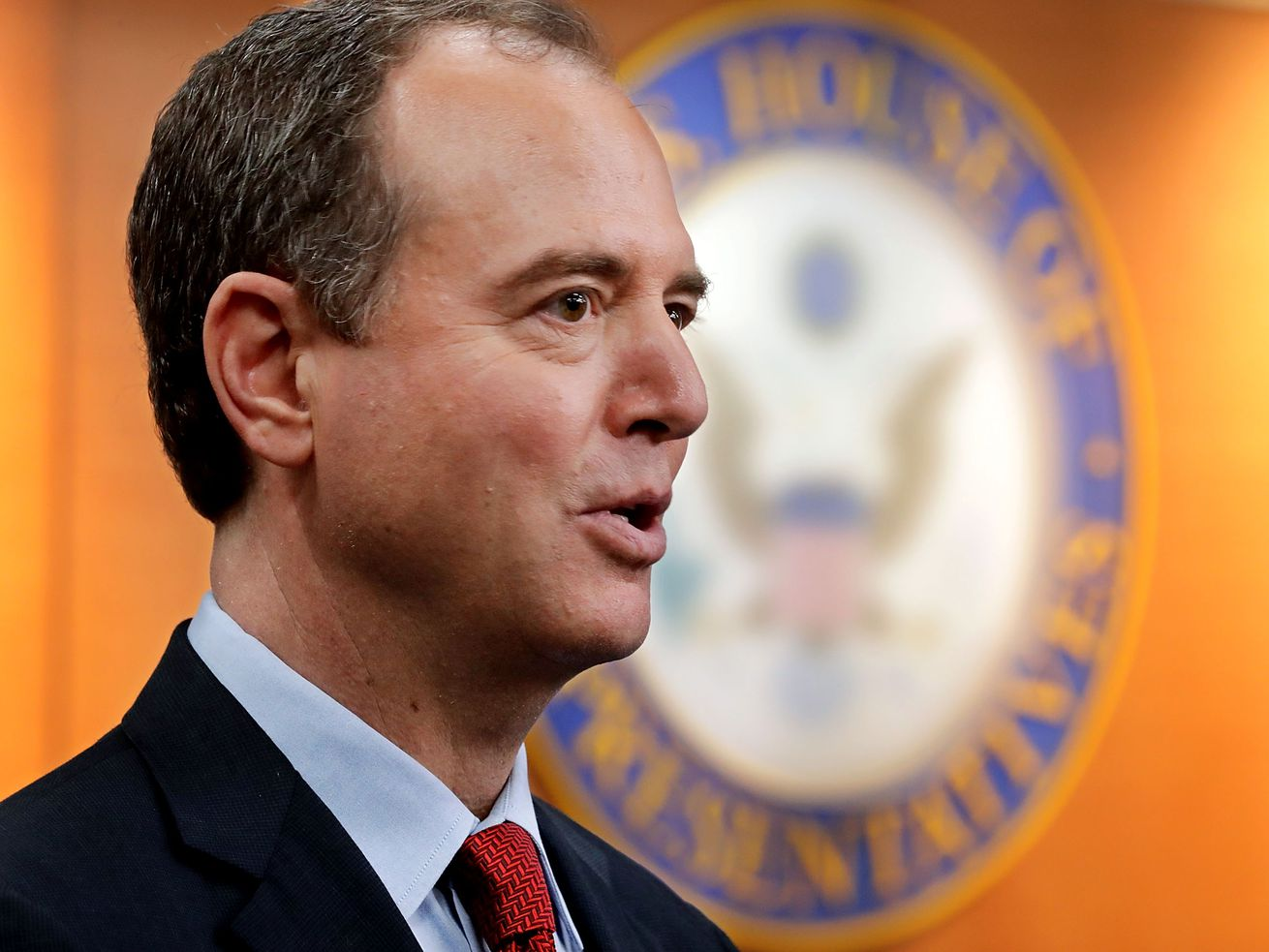 House Intelligence Committee Ranking Member Rep. Adam Schiff (D-CA), who will likely lead the panel int he next Congress.