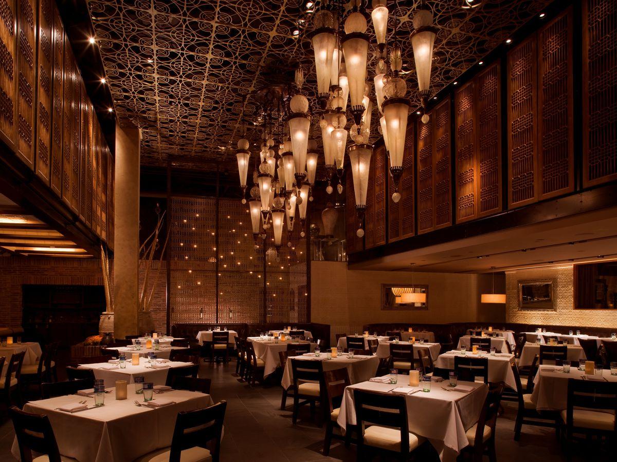 Lavo dining room