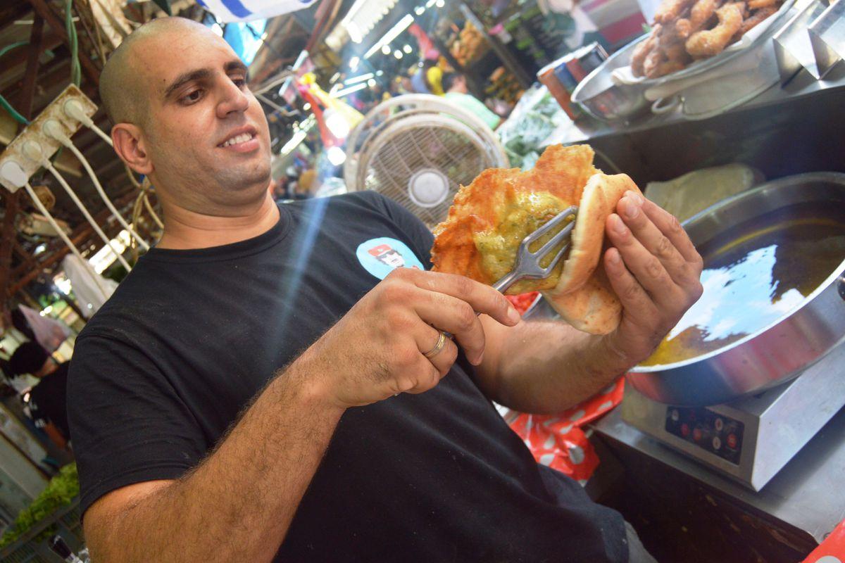 Best Cheap Food Tel Aviv