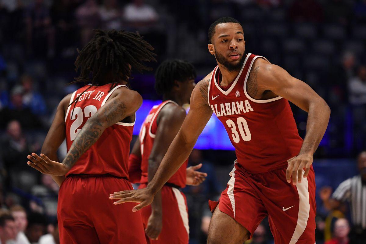NCAA Basketball: SEC Conference Tournament-Mississippi vs Alabama
