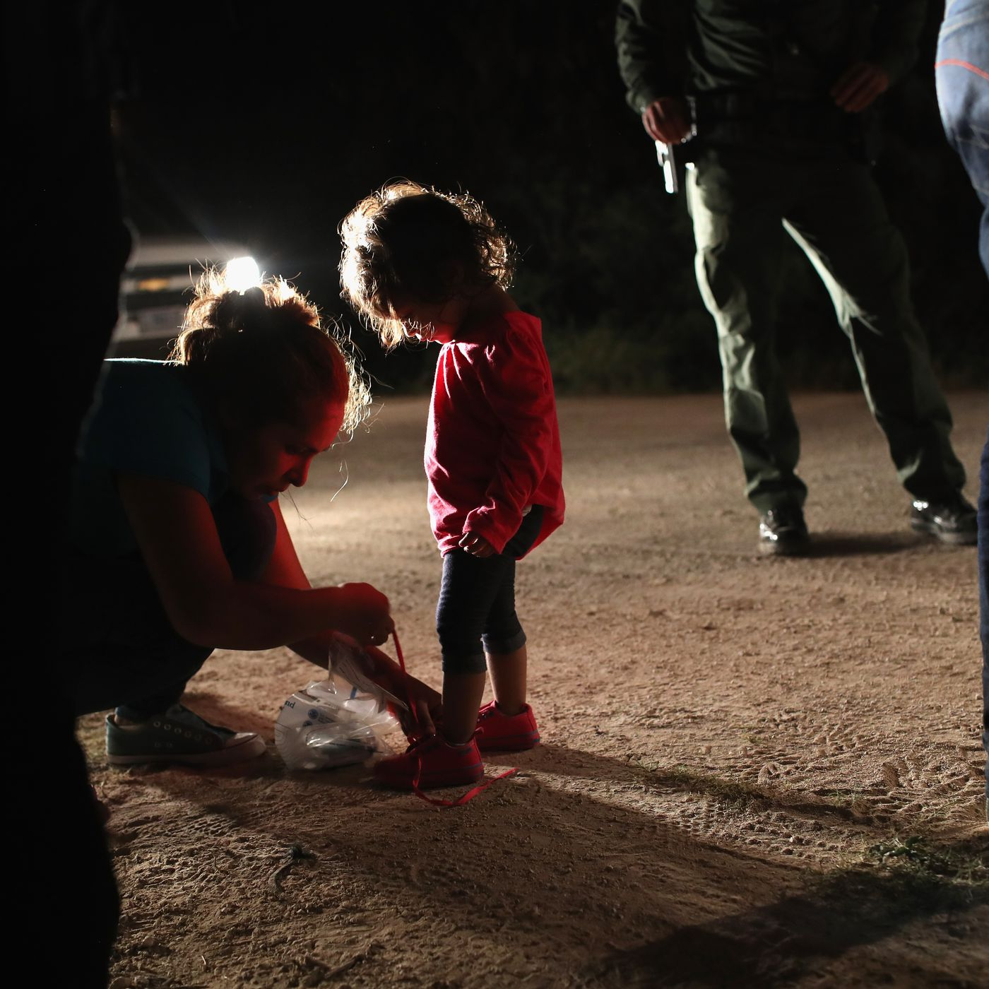 Family separation at the border: the past 72 hours in