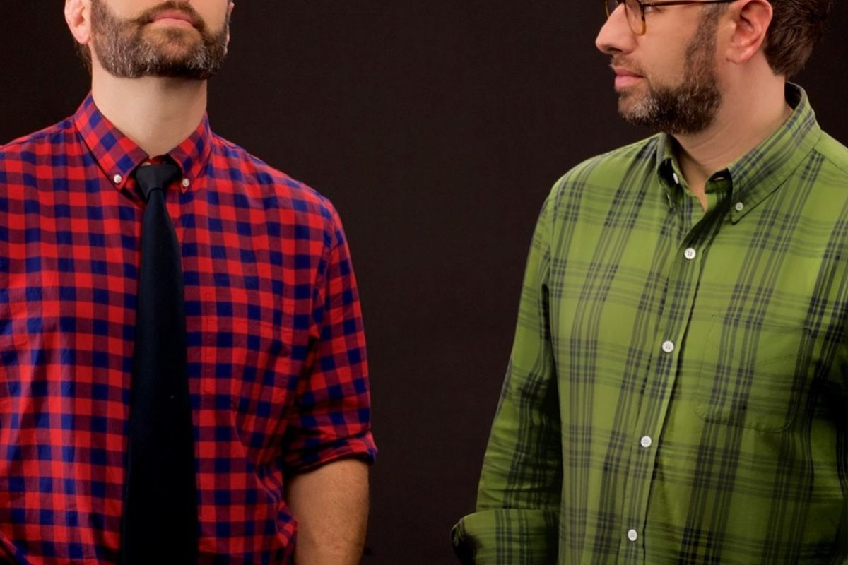 Sklar Brothers Filming Comedy Special In Chicago Chicago Sun Times