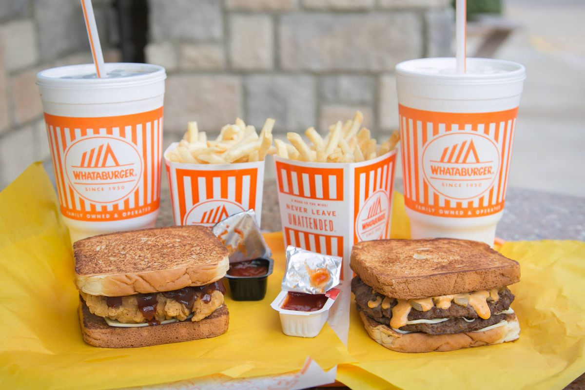 Whataburger is an essential road trip stop