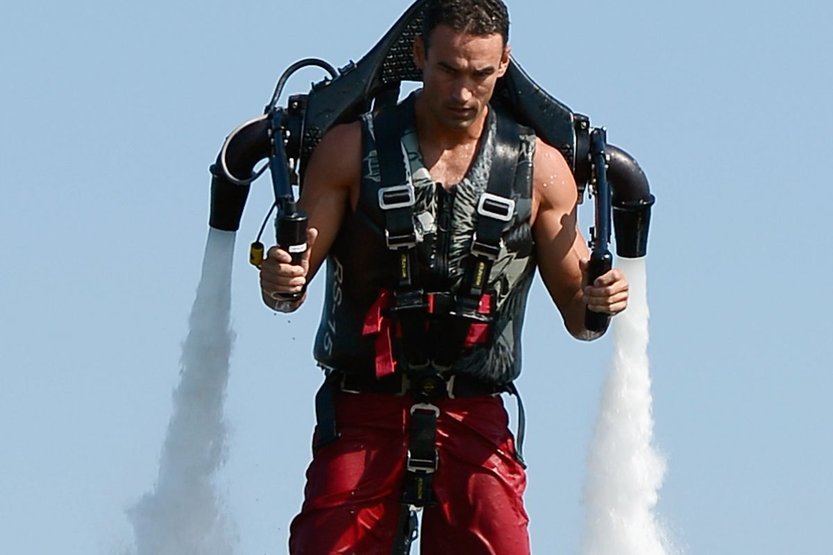 And we even do have jetpacks! Sort of. They kind of suck.