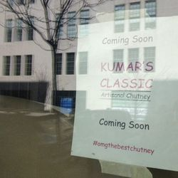 Kumar's Classic Artisanal Chutney.
