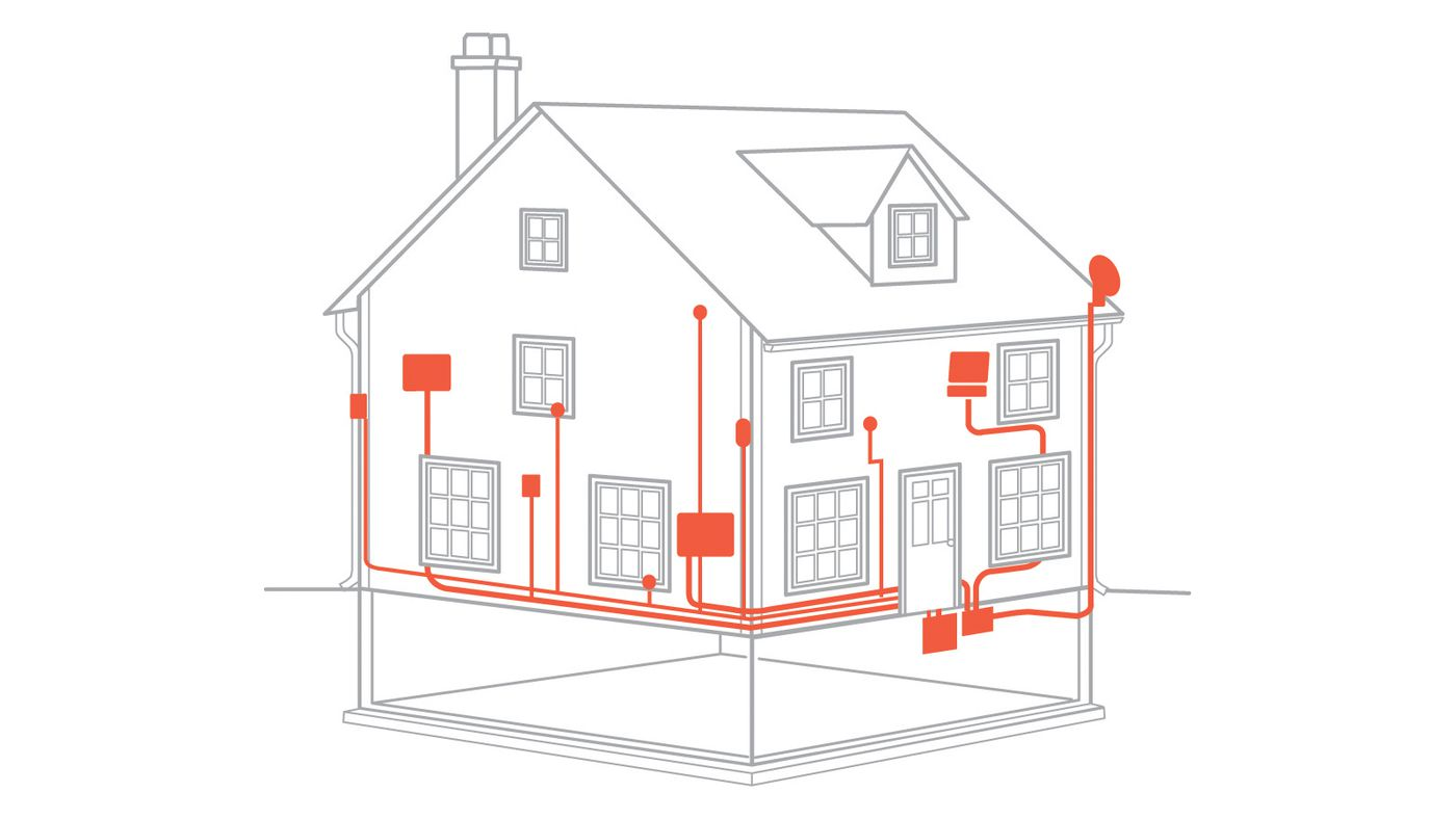 From the Ground Up: Electrical Wiring - This Old HouseThis Old House