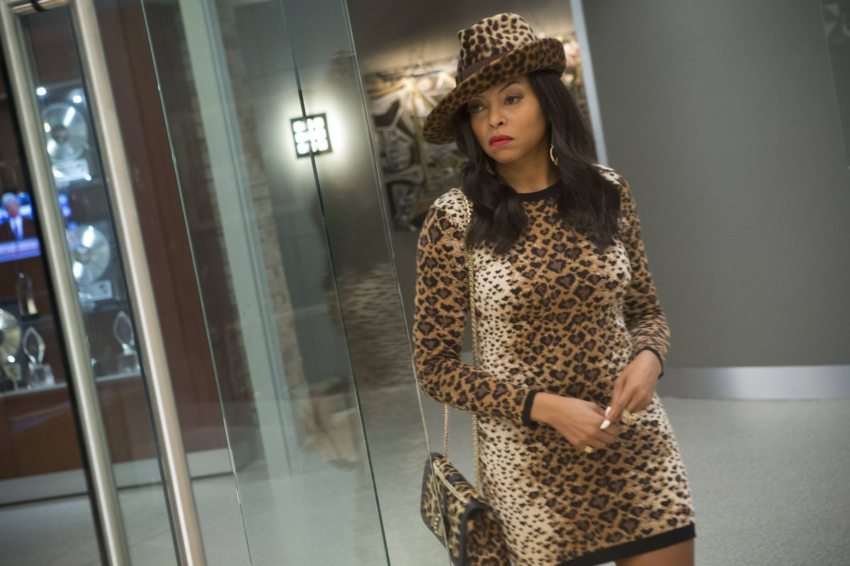Taraji P. Henson is the best thing about Fox's new hit Empire.