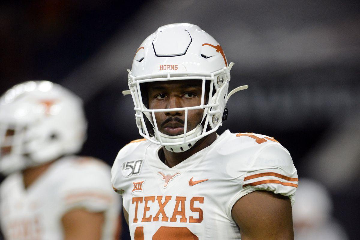 COLLEGE FOOTBALL: SEP 14 Texas v Rice