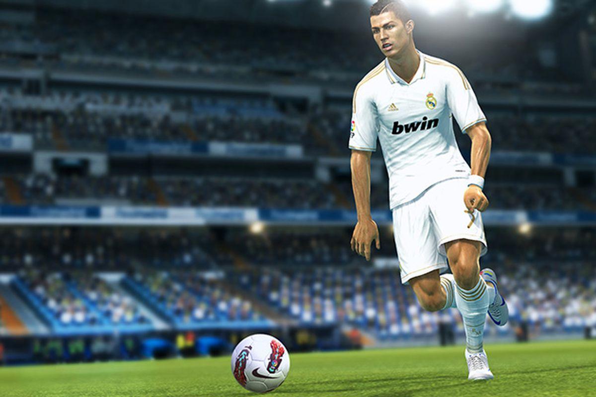 PES 2013 Ronaldo