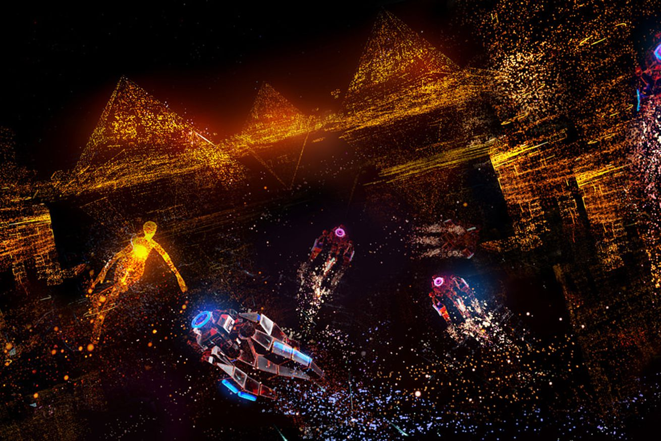 rez infinite is now available in vr for google daydream